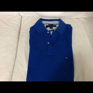 Tommy Hilfiger Short Sleeve Polo T-Shirt